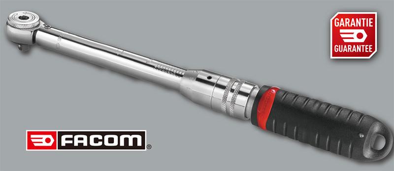 FACOM(ファコム):1/4インチドライブ・プリセットトルクレンチ