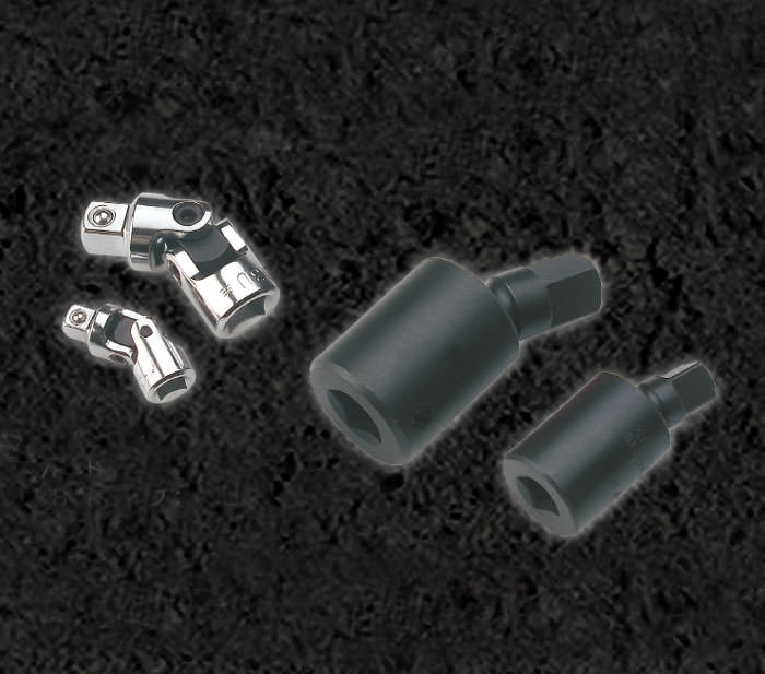 MAC TOOLS(マックツールズ):4Pc.ユニバーサルアダプターセット